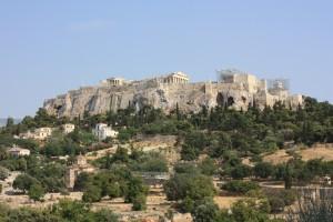 Athén, Akropolisz, az ókori Agora