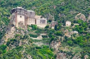 Athosz-hegyi kolostor köztársaság