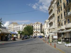 Korfu sziget fővárosa Korfu avagy Kerkira