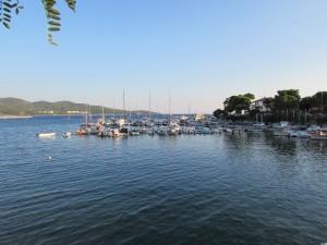 Neos Marmaras kikötő