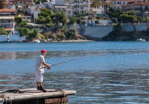 Neos Marmaras horgászat