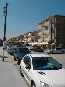 Görögország Paralia város