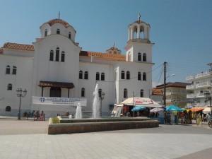 Agia Fotini templom