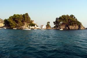 Templom a szigeten