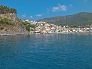 Görögország Epirusz Parga