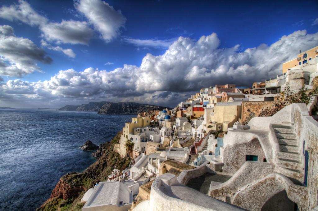Görögország Santorini