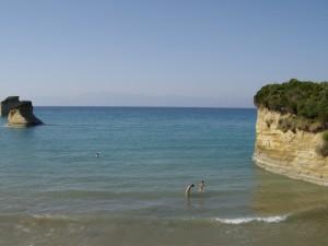 Sidari kis strand