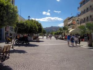 Zakynthos város
