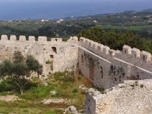 Zakynthos, Velencei erőd