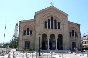 Szent Denis templom, Zante város, Zakynthos, Görögország