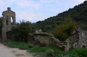Romos templom Zakynthos Argassi közelében