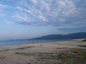 Görögország Asprovalta tengerpart