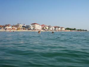 Görögország Olympic Beach