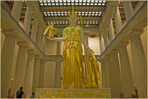 Athéné Niké templom