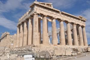Görögország Athén Akropolisz