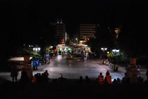 Athén éjszakai élet