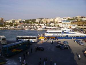 Athén kikötő