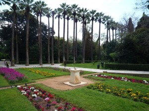 Athén National Gardens