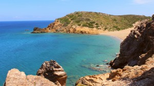Kréta Vai strand
