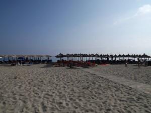 Görögország Nei Pori strand