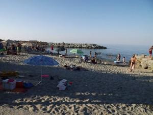 Nei Pori tengerpart