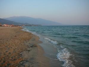 Nei Pori homokos tengerpart