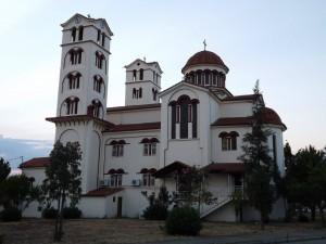 Görögország Nei Pori templom