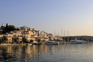 Görögország Skiathos