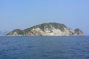 Marathonisi, teknős sziget