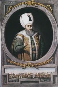 I. Szulejmán szultán