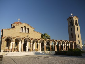 Szent Nektarios templom