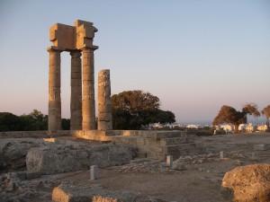 Rodosz akropolisz