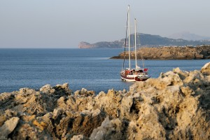 Rodosz sziget Kalithea
