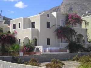 Santorini Kostis apartman