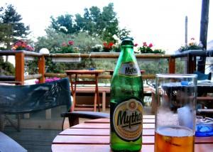 Mythos, minőségi görög lager sör