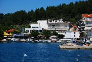 Thászosz kikötő