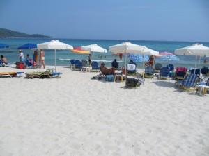 Thassos strand