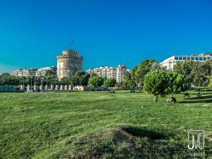 Szaloniki Fehér torony, White Tower)