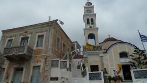 Karpathos templom