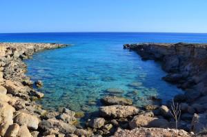 Karphatos tengerpart
