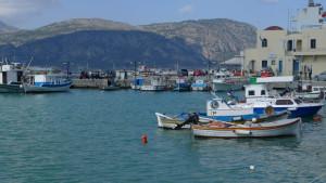 Pigadia kikötő