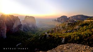 Meteorák Görögország